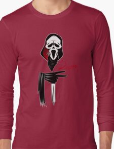 Deuces: Ghostface Edition Long Sleeve T-Shirt
