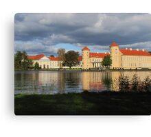 Castle Rheinsberg Canvas Print
