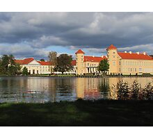 Castle Rheinsberg Photographic Print