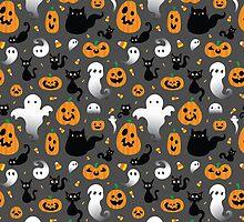 Halloween Party by Adriana Cruz Berdecia