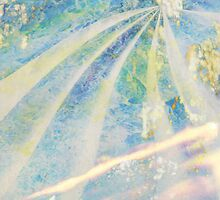 Moon Beams And Sun Rays-I Phone Case by Diane Johnson-Mosley