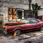 Auto Shop of Last Resort by njordphoto