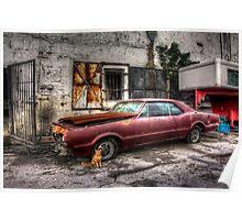 Auto Shop of Last Resort Poster