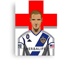 David Beckham Canvas Print