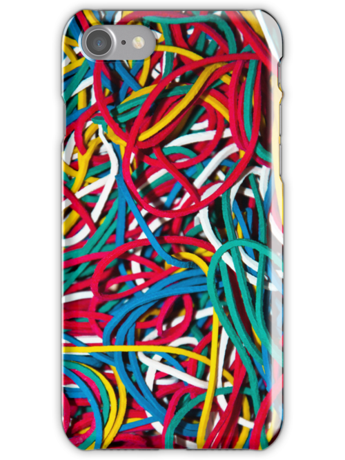 iPhone Case - Elasticated  Colour by Orla Cahill Photography