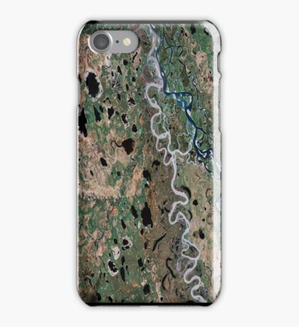 """Earth - The Amazon"" - phone iPhone Case/Skin"
