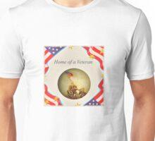 """""""Home of a Veteran"""" Unisex T-Shirt"""