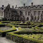 Newstead Abbey house by Elaine123