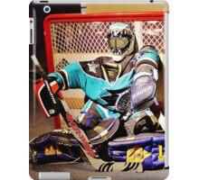 Tech Museum Hockey Display iPad Case/Skin