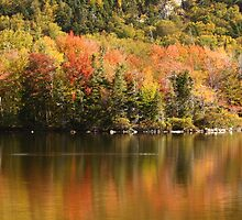 Echo Lake, New Hampshire by ImageryMasters