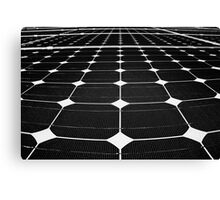 Energy Net Canvas Print