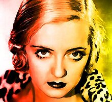 BETTE DAVIS. by Terry Collett