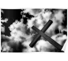 A Cross The Clouds..... Poster