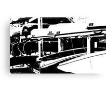 4457 - BW Canvas Print
