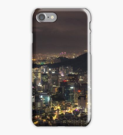 The city of lights iPhone Case/Skin