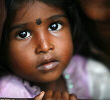 Little India girl by merlouille