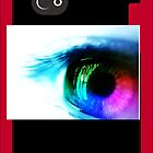 Multicoloured Eye by Nataliee21