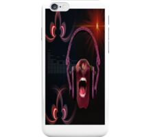 ٩(͡๏̯͡๏)۶ Singing Apple iPhone Case ٩(͡๏̯͡๏)۶ iPhone Case/Skin