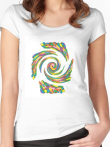 The Flying Women's Fitted Scoop T-Shirt