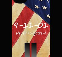 Apple iPhone Accessories--iPhone skin--9-11 Tribute by JoeDavisPhoto