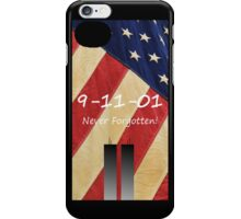 Apple iPhone Accessories--iPhone skin--9-11 Tribute iPhone Case/Skin