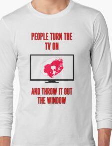 Yeah? Long Sleeve T-Shirt
