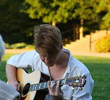 Sebastian - Music in the Park Series by Tony Wilder