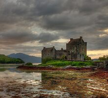 Eilean Donan Castle by Jon Lees
