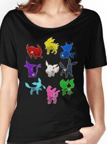 Eeveelution Women's Relaxed Fit T-Shirt
