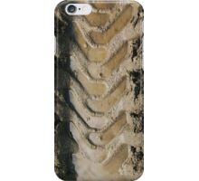 Muddy Tracks iPhone Case/Skin