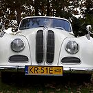 Wonderful classic wedding car. BMW . model 501. Anno Domini . 1954 . by Brown Sugar. Views: 431, Thx ! friends ! by © Andrzej Goszcz,M.D. Ph.D