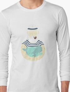 Let's Save The Seas Long Sleeve T-Shirt