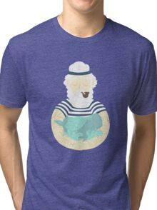Let's Save The Seas Tri-blend T-Shirt