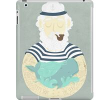 Let's Save The Seas iPad Case/Skin