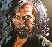 Portrait of Sirius Black by Jean Alexander