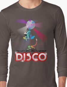 You can't spell Discord without DISCO Long Sleeve T-Shirt