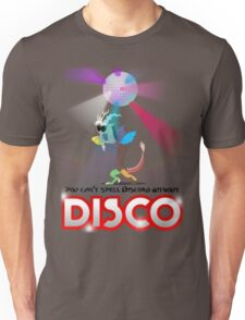 You can't spell Discord without DISCO Unisex T-Shirt