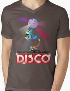You can't spell Discord without DISCO Mens V-Neck T-Shirt