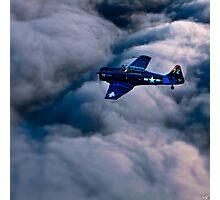 North American Aviation T-6 Texan Photographic Print