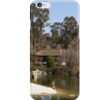 Cowra Japanese gardens {3} (iPhone case) iPhone Case/Skin