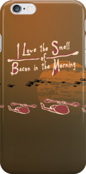 I Love the Smell of Bacon in the Morning by synaptyx