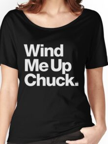 Chuck Brown DC Go-Go Wind Me Up Women's Relaxed Fit T-Shirt