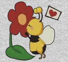 Cute bee Kids Tee