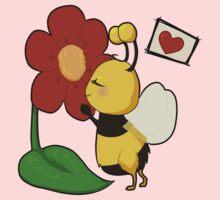 Cute bee Baby Tee