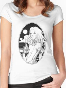 Cthulhu Daughter Women's Fitted Scoop T-Shirt