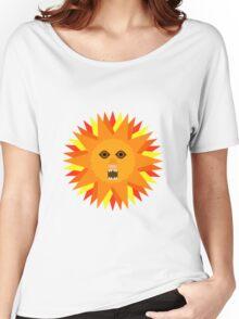 The Sun-Lion Women's Relaxed Fit T-Shirt