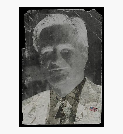 The Negative Candidate Photographic Print