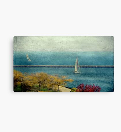 Water color © Canvas Print