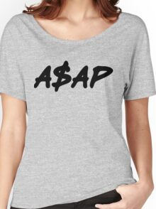 ASAP Always Strive And Prosper Women's Relaxed Fit T-Shirt