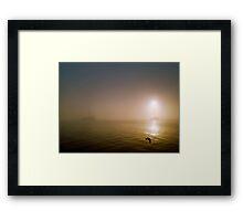 Misty 2 Framed Print